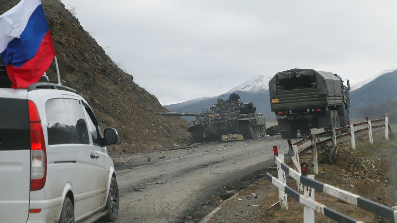ФСБ развернет дополнительные силы на границе Армении и Азербайджана