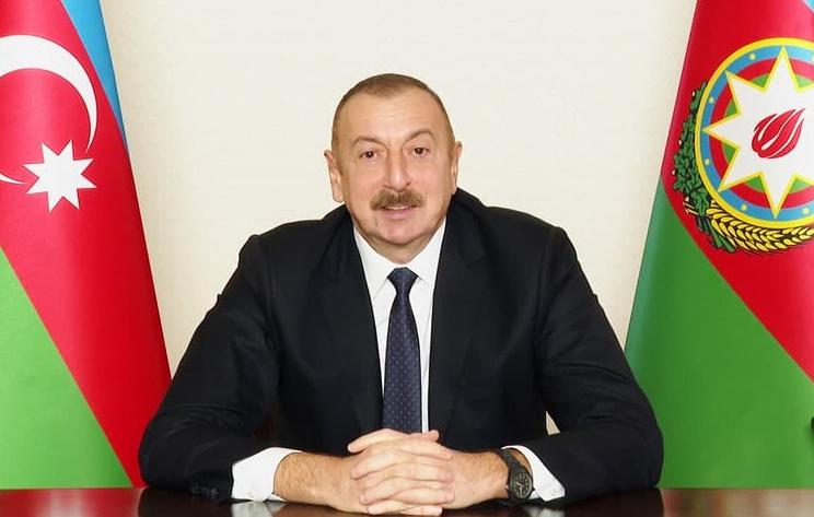 В Баку началась встреча российской межведомственной делегации с президентом Азербайджана