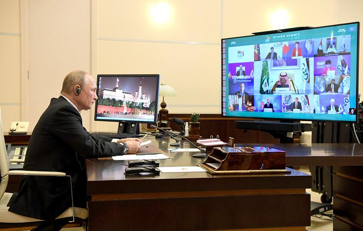 Путин заявил, что Россия готова предоставить свои вакцины нуждающимся странам