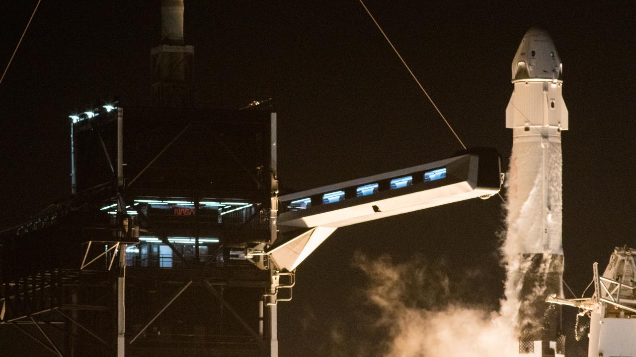SpaceX запустила на орбиту новейший метеорологический спутник