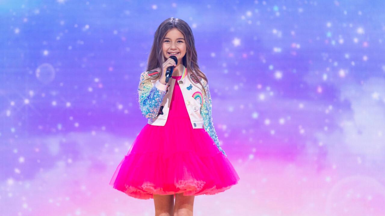 Назван победитель «Детского Евровидения»