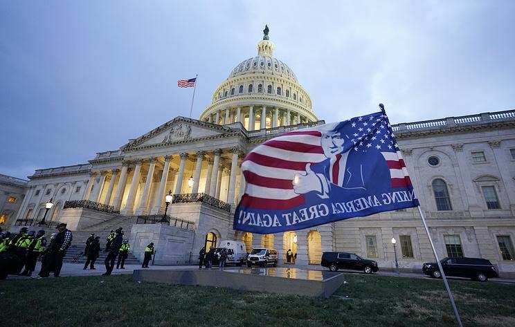 Эксперт: произошедшее в Конгрессе США приведет к консолидации политического истеблишмента