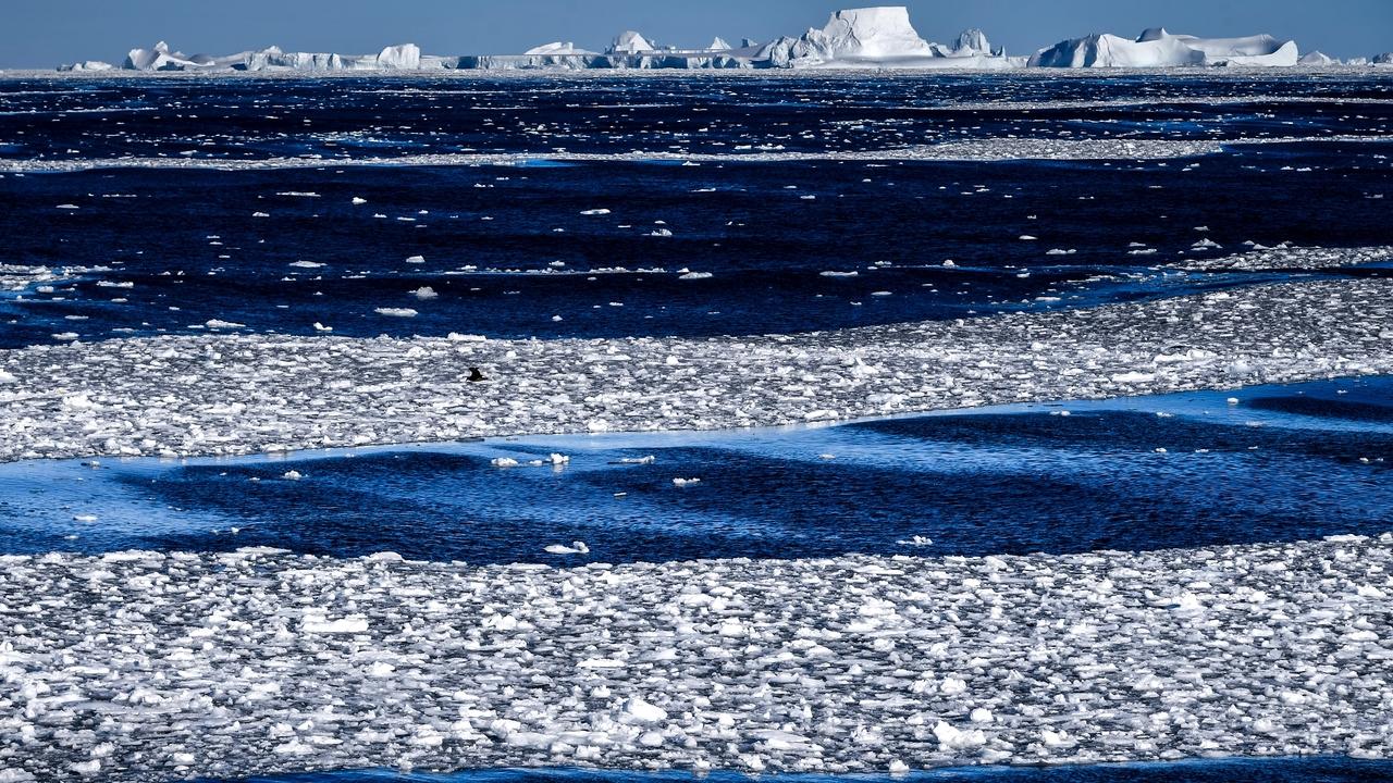 Над Антарктикой закрылась огромная озоновая дыра