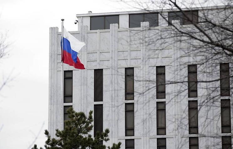 Посольство РФ сообщило, что россиян нет среди задержанных за штурм Капитолия