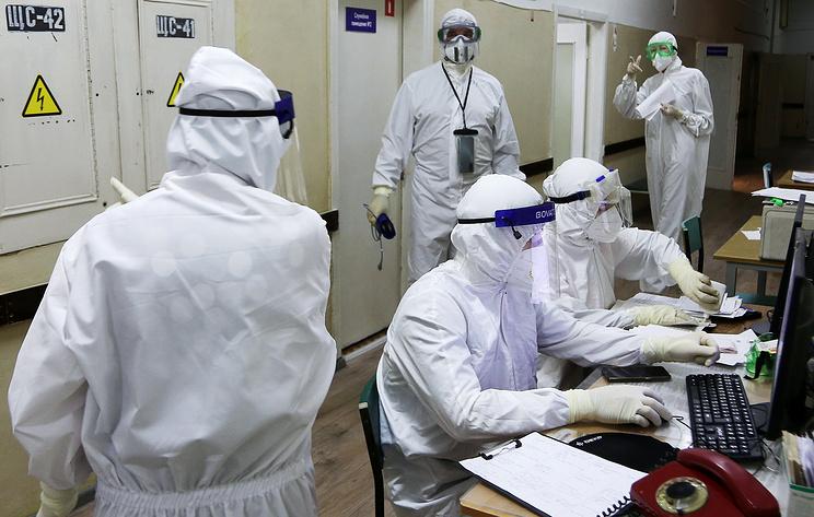 В России за сутки выявили 23 309 заразившихся коронавирусом
