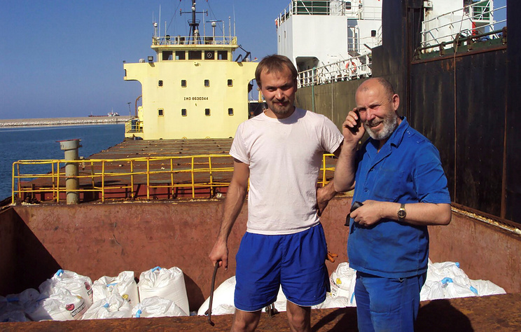 Капитан судна Rhosus заявил, что не считает себя виновным во взрыве в Бейруте