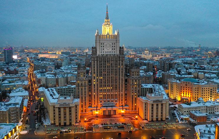 МИД РФ назвал агрессивные действия стран Балтии против журналистов попранием свободы СМИ