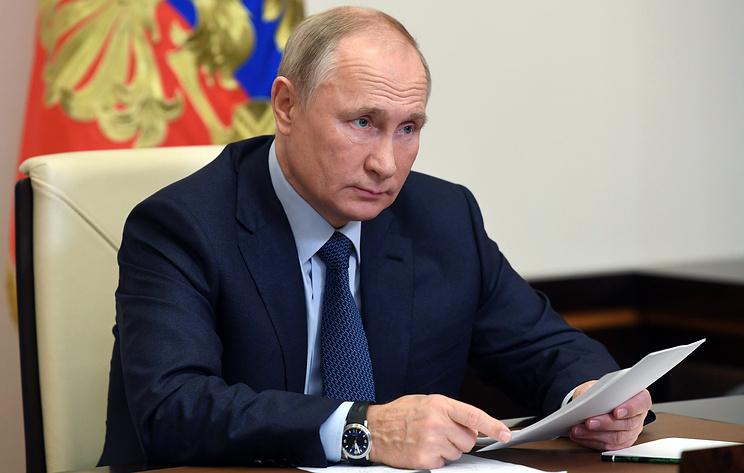 Путин предложил снять возрастные ограничения для назначаемых президентом госслужащих