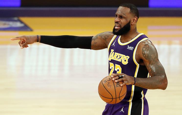 Леброн Джеймс и Кевин Дюрант выбраны капитанами команд Матча всех звезд НБА