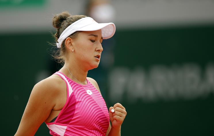 Россиянка Рахимова стала победительницей теннисного турнира в Мельбурне в парном разряде