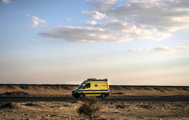 Шестеро россиян пострадали в ДТП с туристическим автобусом в Египте