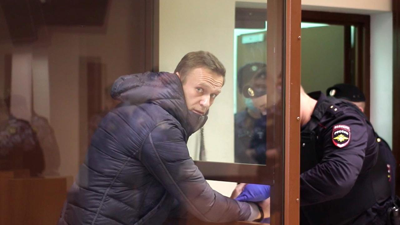 Навального признали виновным по делу о клевете на ветерана
