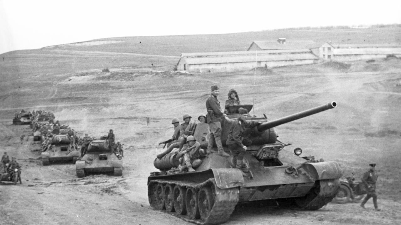 Историк рассказал об опровержении гитлеровцами главного мифа о Красной армии