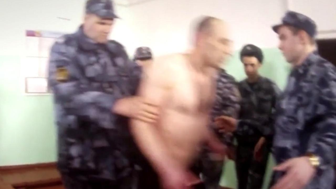 Появилось новое видео избиений зэков в прославившейся пытками колонии Ярославля