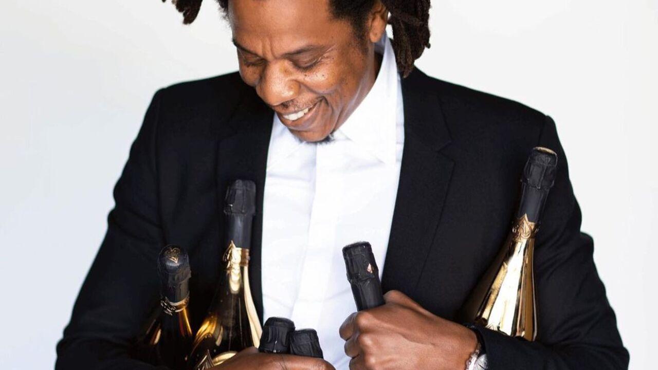 Рэпер Jay-Z продал половину своего бренда шампанского компании Moët Hennessy