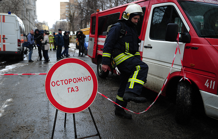 """Режим ЧС ввели в одном из районов Оренбургской области после взрыва на газопроводе """"Союз"""""""