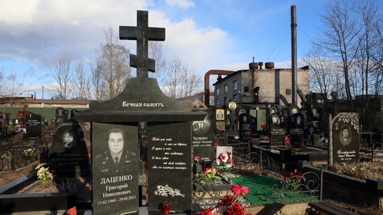 Встреча российских ритуальщиков на кладбище закончилась стрельбой