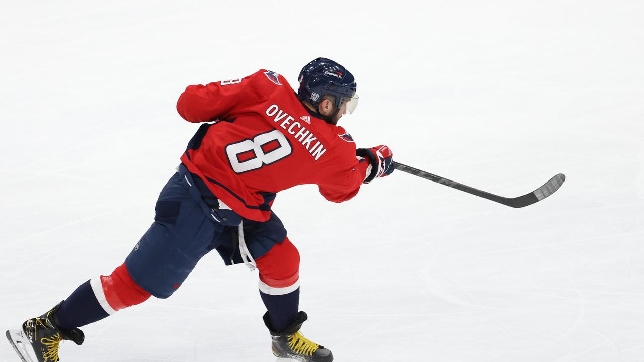 Овечкин забил победную шайбу и стал вторым в истории НХЛ по голам на выезде