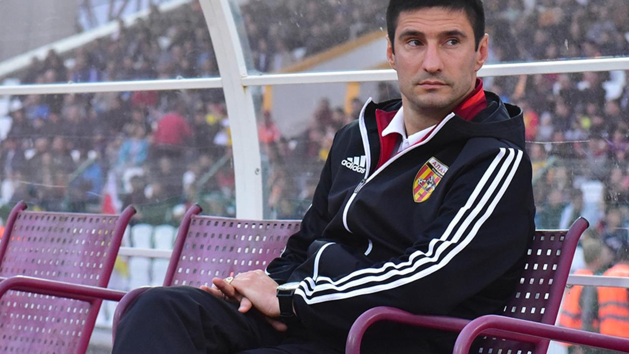 Определено наказание для ударившего судью в живот тренера клуба ФНЛ
