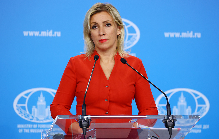Захарова прокомментировала заявление США об отказе насаждать демократию за рубежом силой