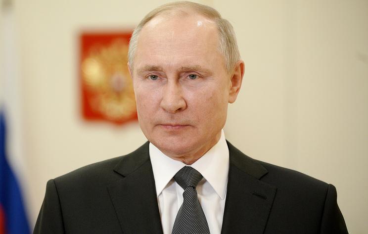 Путин поручил кабмину определить орган по госполитике в сфере защиты детей