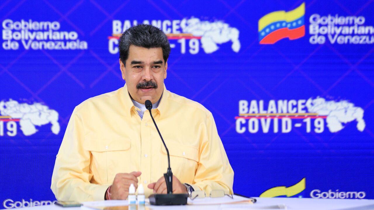 Привившийся «Спутником V» президент Венесуэлы рассказал о своем самочувствии