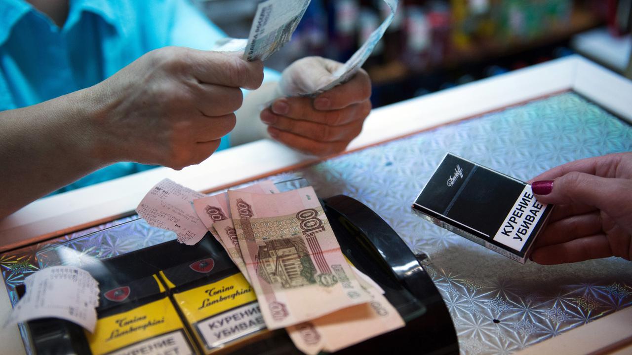 В России установили минимальную цену на сигареты
