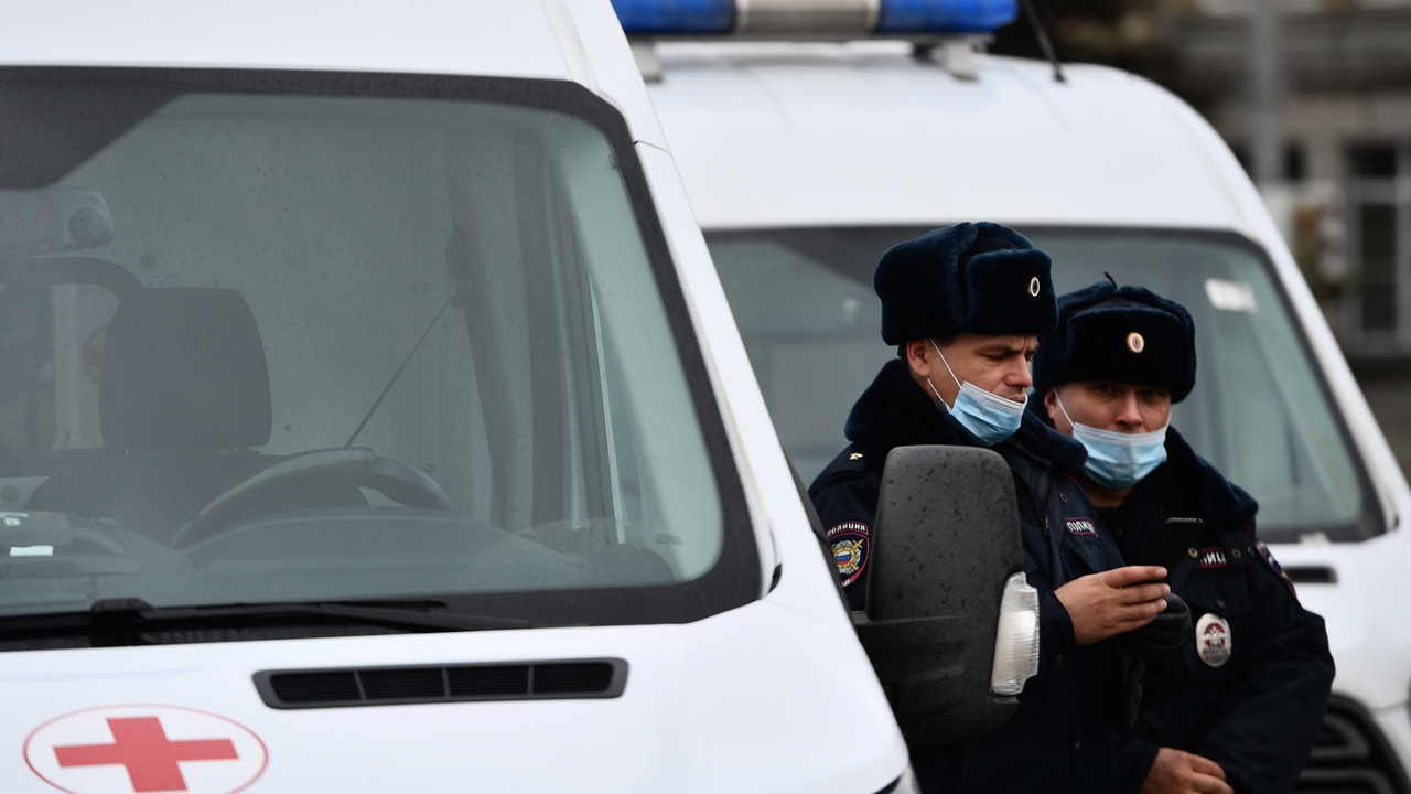 В Москве мужчина расстрелял отказавшегося пустить его в ТЦ охранника