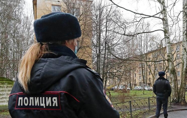 В Петербурге задержали полицейского по делу о застреленном в центре города студенте