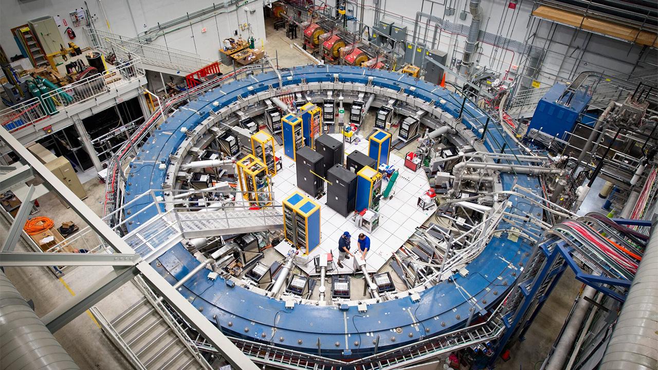 Обнаружены признаки неизвестных законов физики