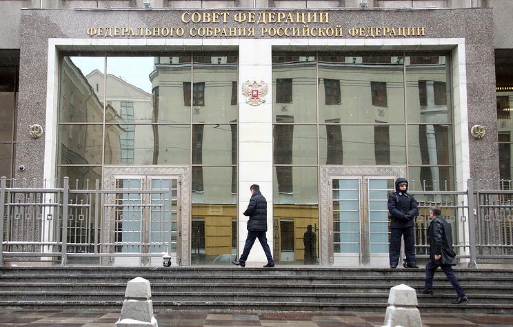 В СФ считают, что власти России решат вопрос об ответных мерах в случае новых санкций США