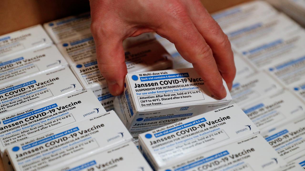 Johnson & Johnson отложила применение вакцины от COVID-19 в Европе