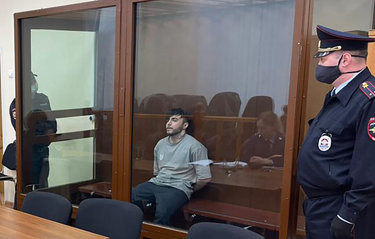 Рэпер Гулиев получил четыре года общего режима по делу о ДТП на Остоженке