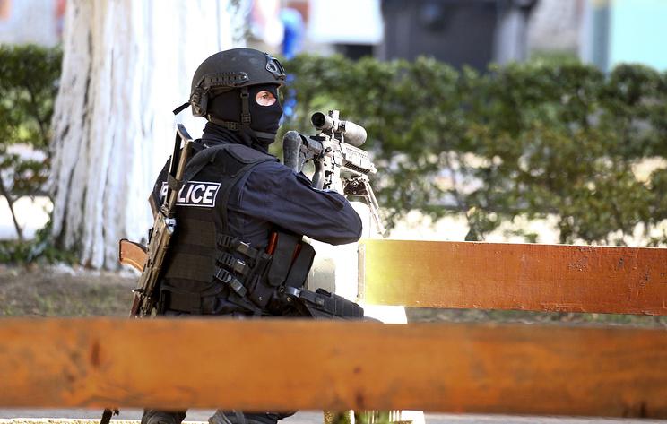 В филиале Банка Грузии в Тбилиси захватили заложников
