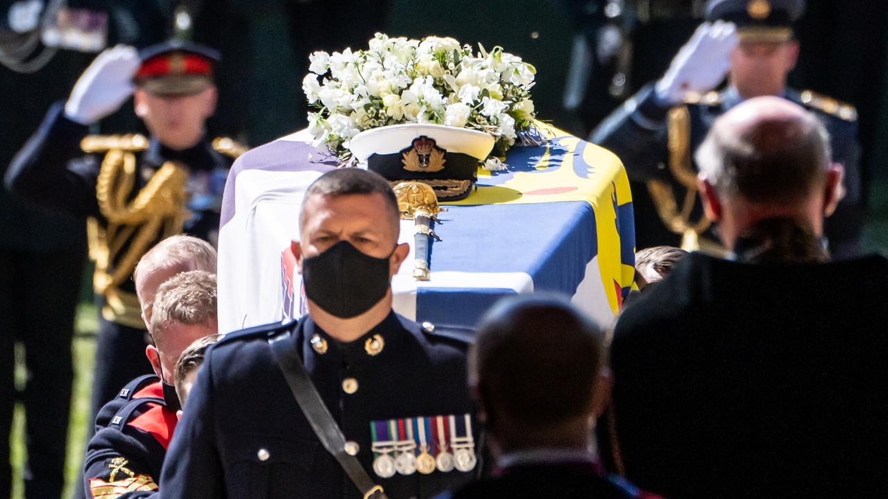 На похоронах принца Филиппа прозвучала русская молитва