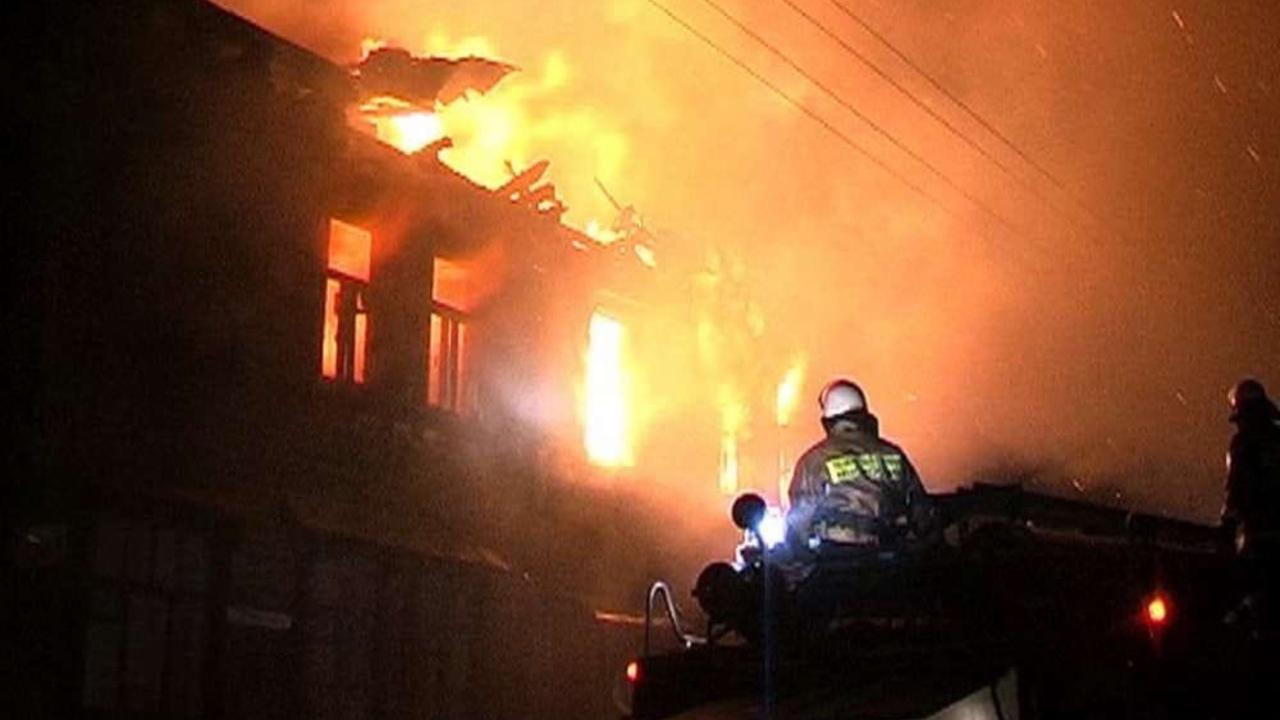 Младенец оказался под завалами после взрыва жилого дома в Нижегородской области