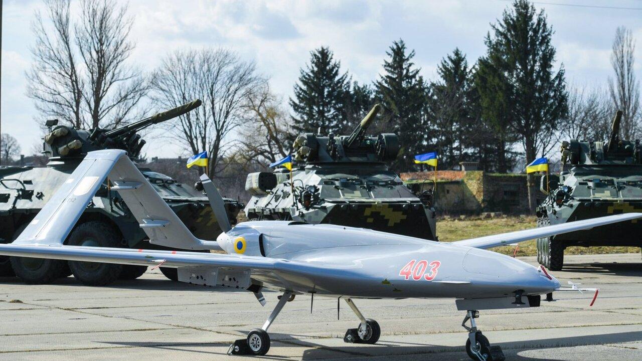 Турция продаст боевые беспилотники Украине