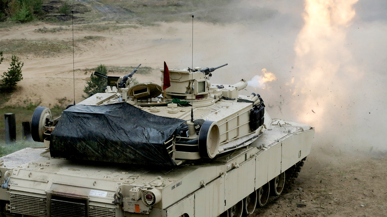 В США заявили о превосходстве M1 Abrams над T-72