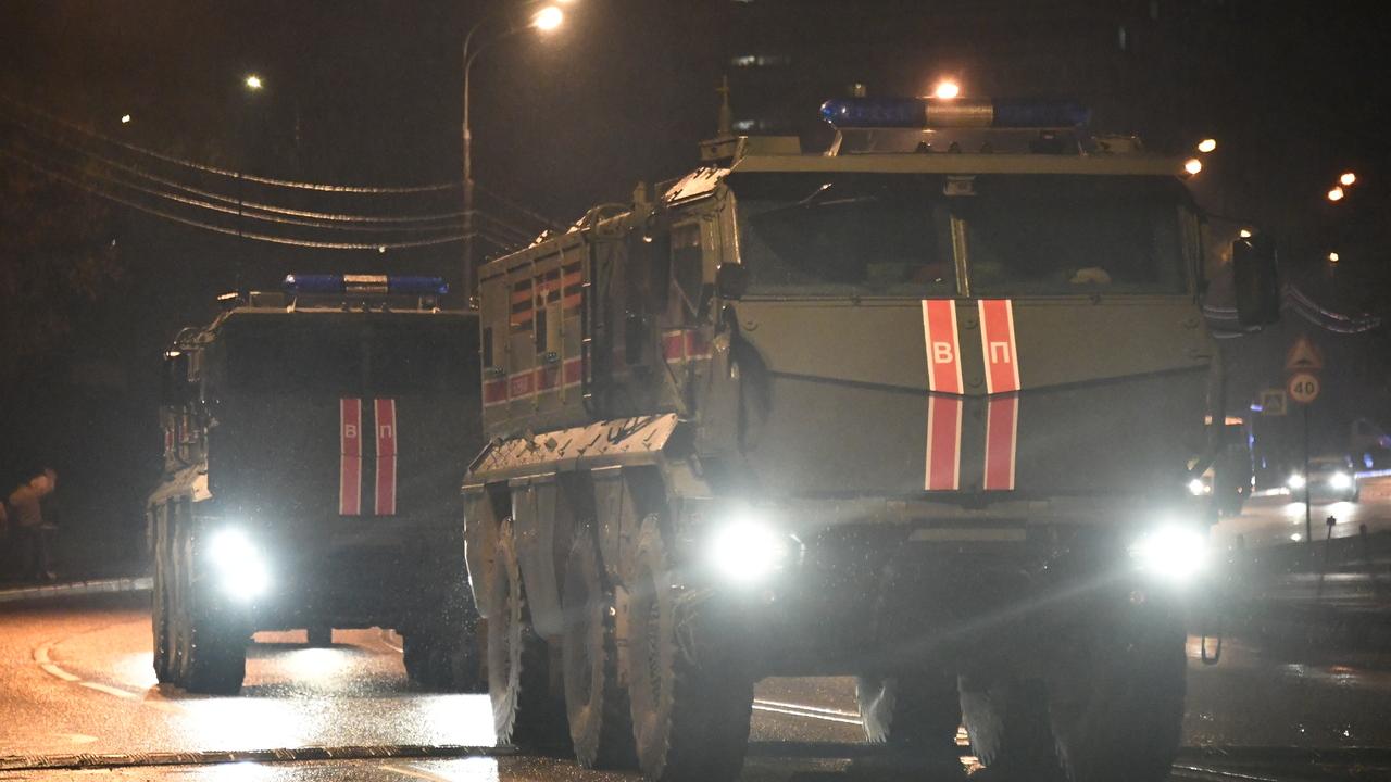 Раскрыт порядок проезда техники и пролета авиации на параде в Москве
