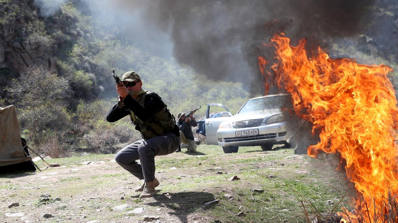 Число погибших на границе с Таджикистаном граждан Киргизии увеличилось