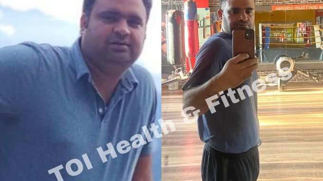 Мужчина описал диету для похудения на 25 килограммов за четыре месяца