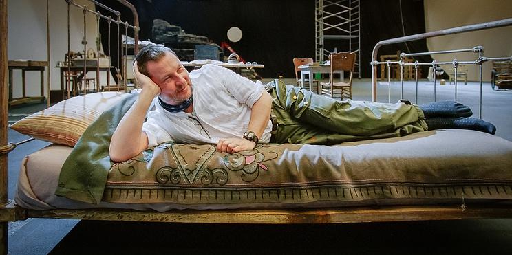 """""""Быть мною очень больно"""": сеанс психотерапии с великим и ужасным Ларсон фон Триером"""