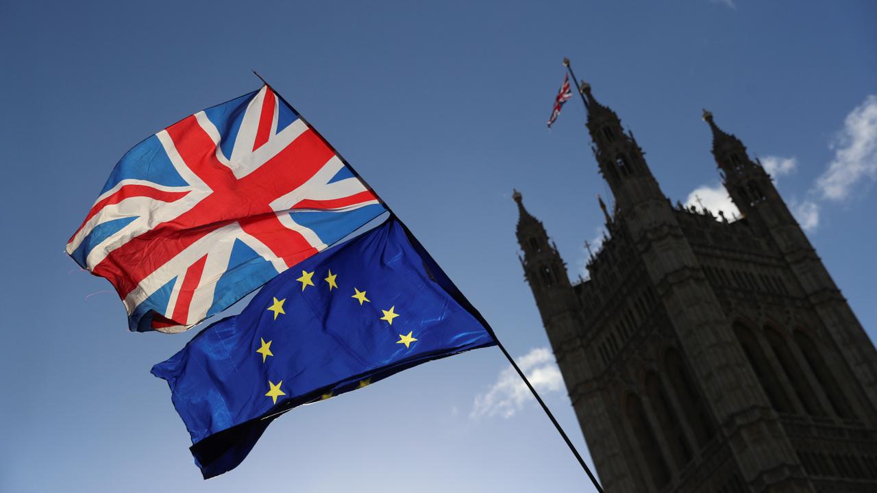Евросоюз и Великобритания окончательно завершили Brexit