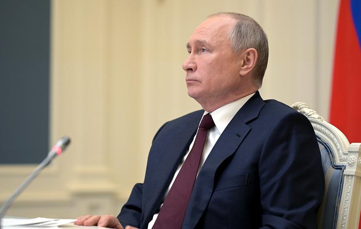 Путин продлил срок полномочий заместителю министра иностранных дел Сергею Вершинину