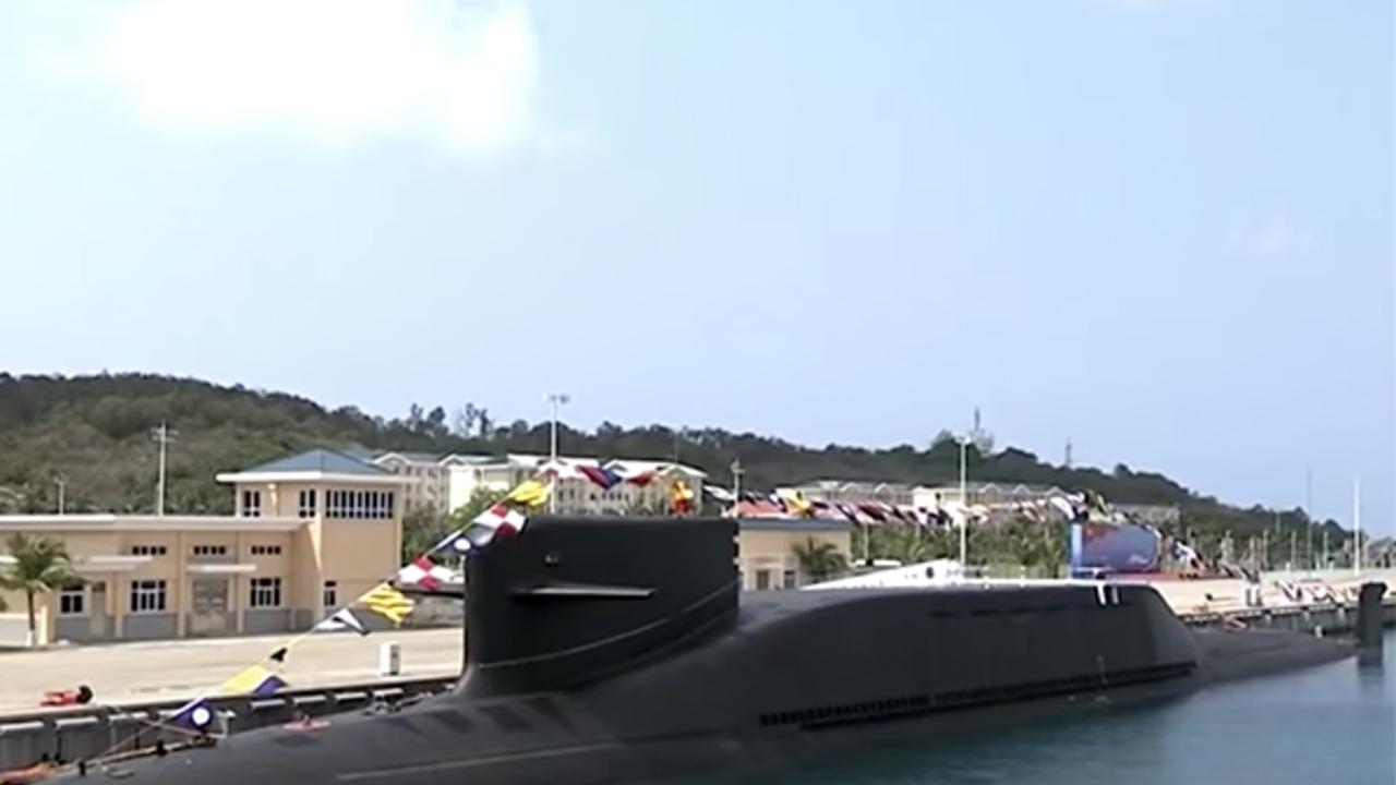 Китай оснастил подлодку ракетой для поражения целей на всей территории США