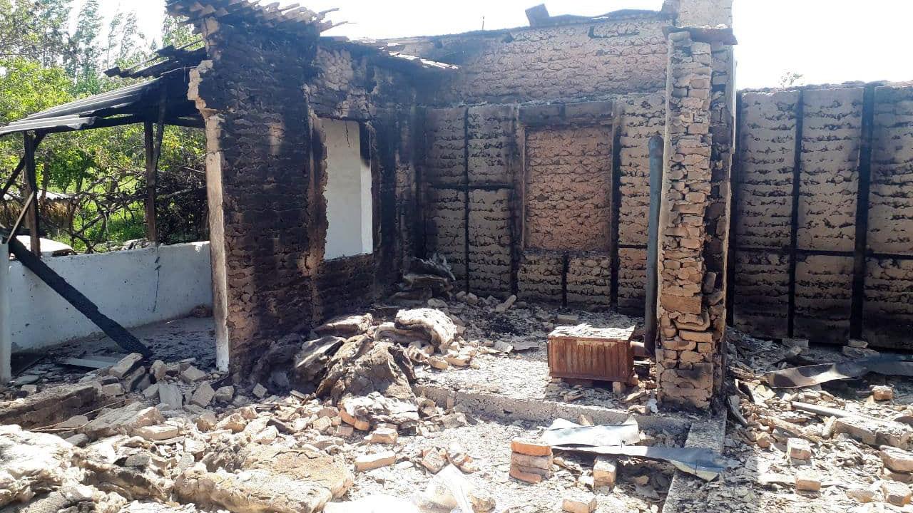 Стало известно о гибели 19 таджикистанцев во время боев на границе с Киргизией