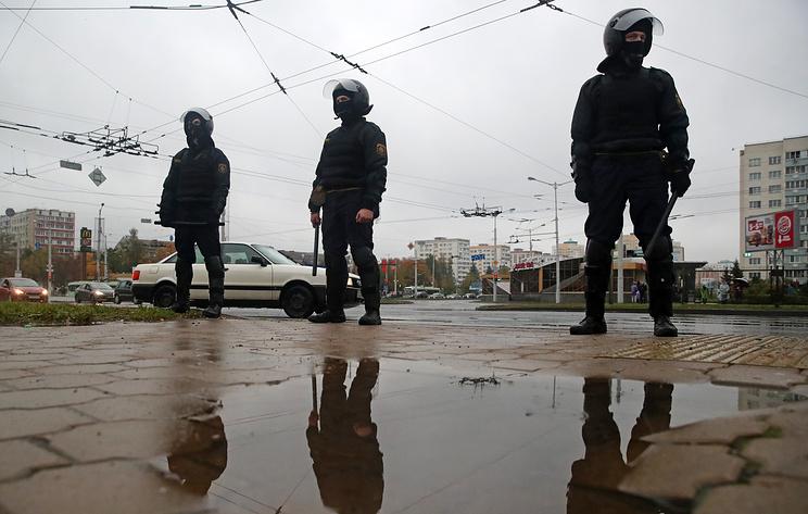 В Белоруссии около 40 экс-сотрудников МВД лишат специальных званий