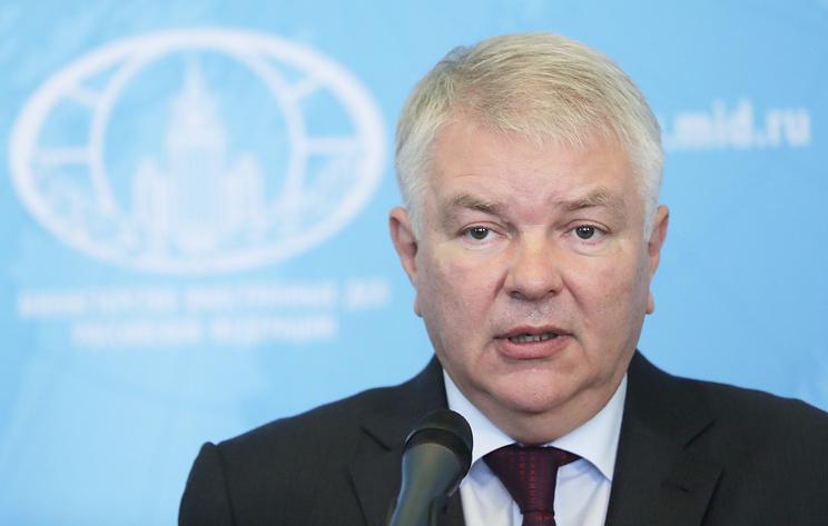Посла России вызвали в МИД Франции из-за санкций против представителей ЕС