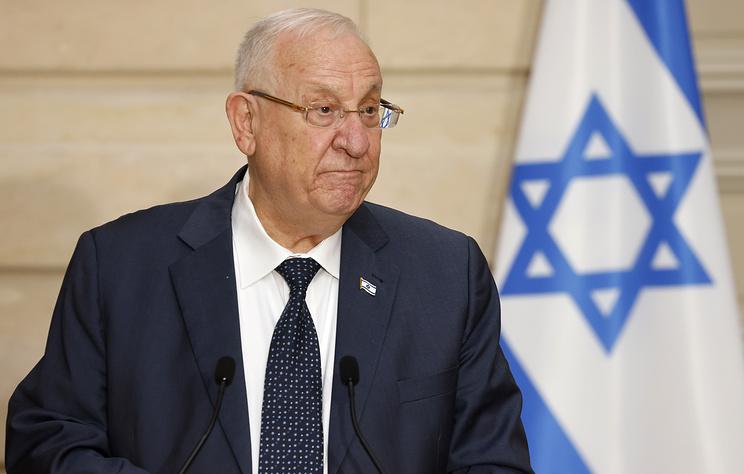 Президент Израиля передал мандат на формирование кабмина Яиру Лапиду