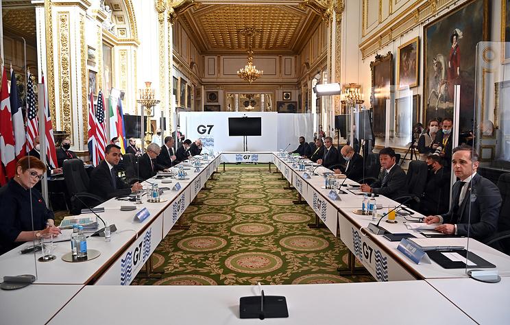 G7 высказалась за стабильные отношения с Россией
